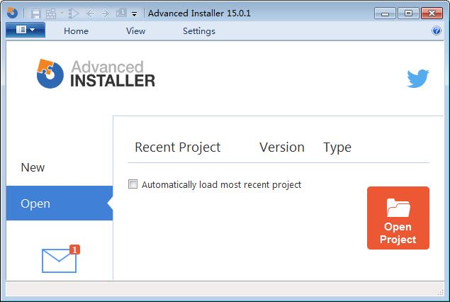 Advanced Installer V15.5