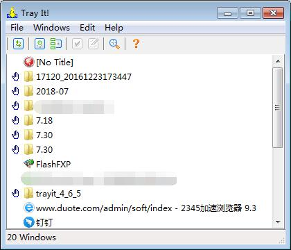 TrayIt!下载