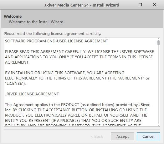 J.River Media Center(音乐管理软件) V24.0.60.0