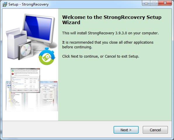 StrongRecovery£¨硬盘数据恢复£©下载
