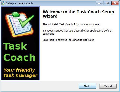 Task Coach(个人事务管理工具)下载