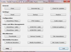 K-Lite Mega Codec Pack V8.9.5
