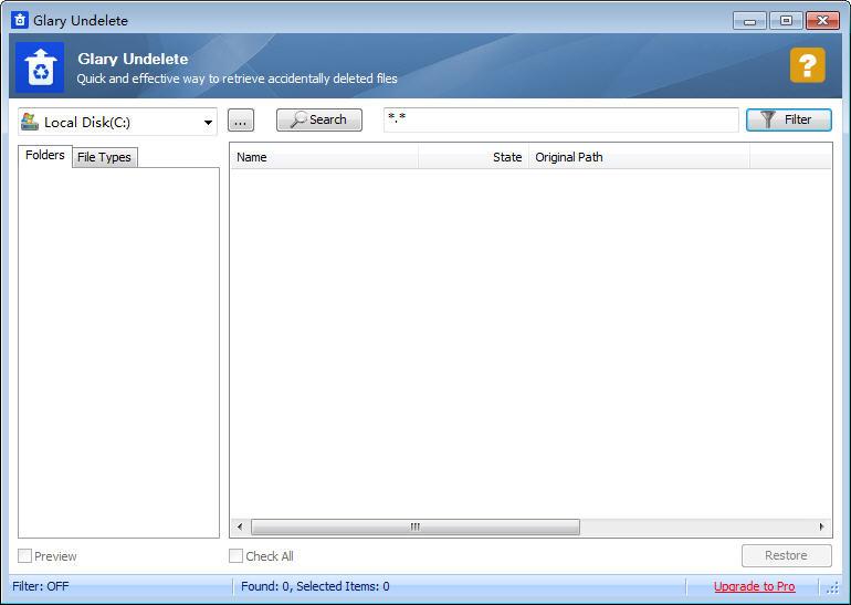 Glary Undelete V5.0.1.19