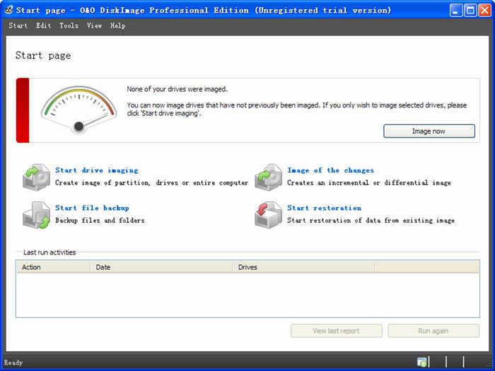 O&O DiskImage Professional V9.0.193.0