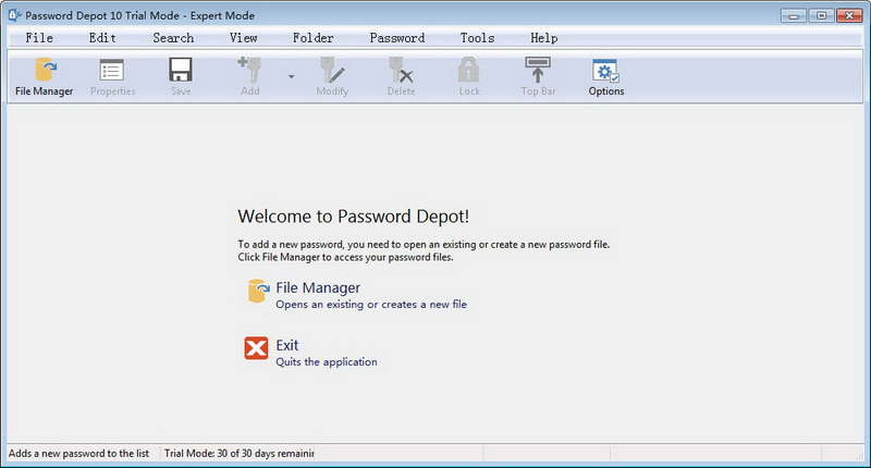 Password Depot(口令设置工具) V8.1.2.0