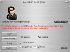 Auto Hide IP V5.2.6.8