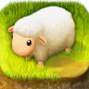 有一天,当你徜徉在美丽的草地上时,看见一个毛茸茸的白色物体从云层中降落下来。当你靠近的时候,才发现它是一只白色的小绵羊!你站在那目瞪口呆地看着它飘下来...
