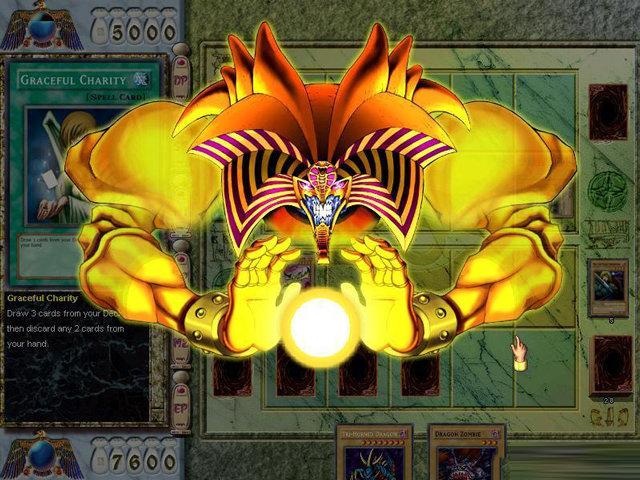 游戏王混沌力量:城之内篇