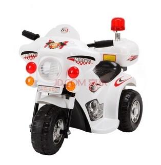宝贝虎 时尚儿童玩具电动摩托车