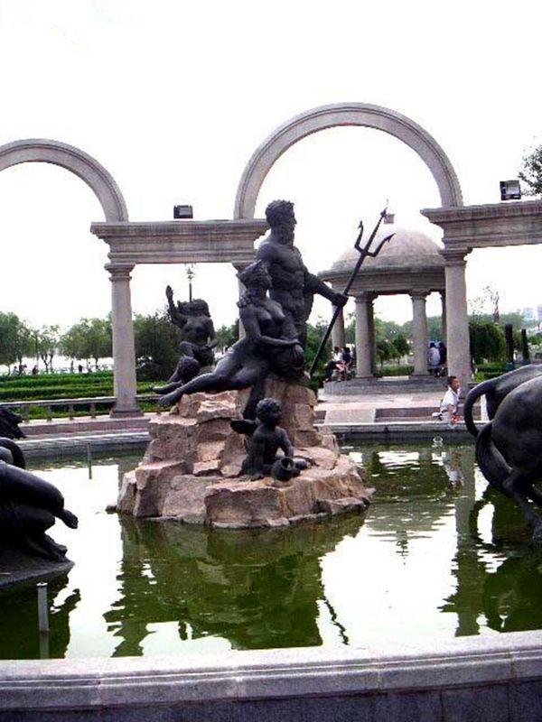 凌河公园旅游-凌河公园旅游景点-凌河公园图片-凌河