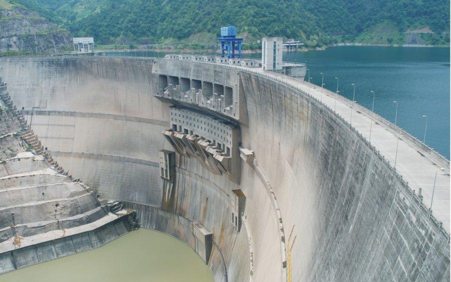 攀枝花_二滩水电站