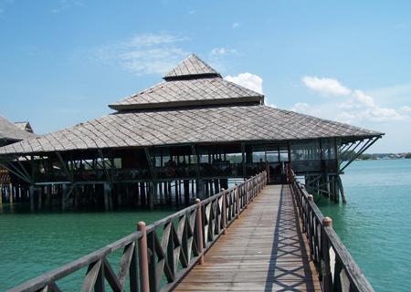 简单舒适的印尼丹民岛蜜月游