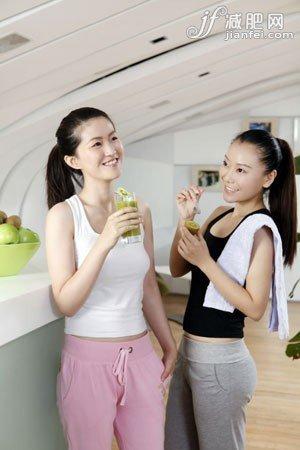 细数9大无痛苦减肥法-瘦身百科-减肥酵素-减肥什么吃减肥动作图片