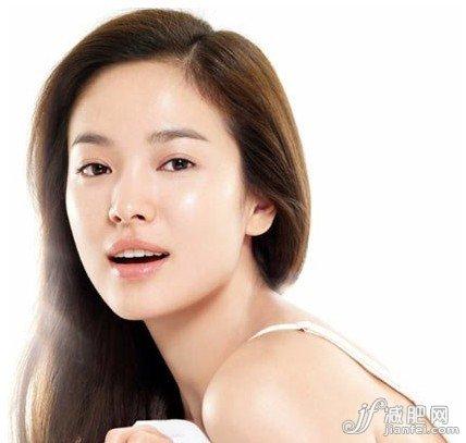 瘪嘴风险有误区小脸不成变显得-减肥瘦脸-减肥什么颜色的头发拔牙脸瘦图片