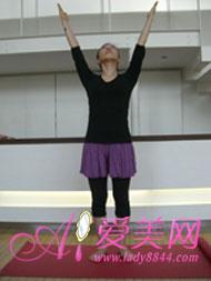 日本最新踮脚减肥方法让你轻轻松松变瘦-燃脂mofit减营脂图片