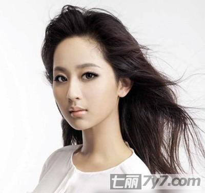 开学女生新学期发型 杨紫示范大
