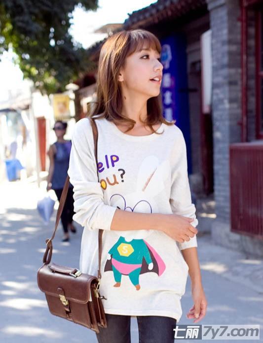 韩国女性穿衣风格