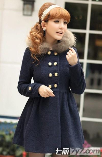 矮个女生最新冬季服装搭配 巧搭甜美气质