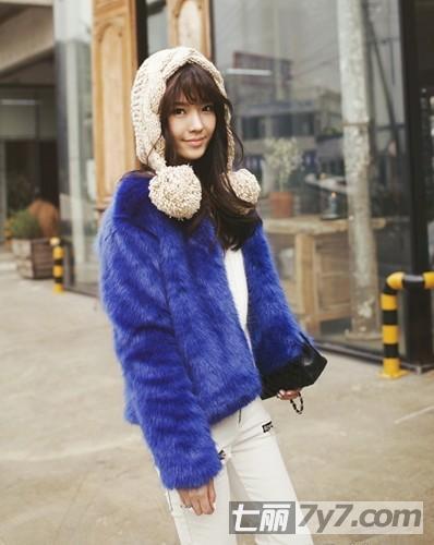 矮个子女生皮草显瘦搭配大衣女生显高挑九头冬装铃声英文歌曲图片