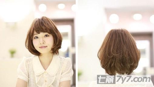 小脸矮个子女生适合什么发型
