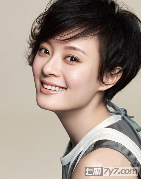 适合30岁女人的短发发型 知性优雅超减龄-短发图片