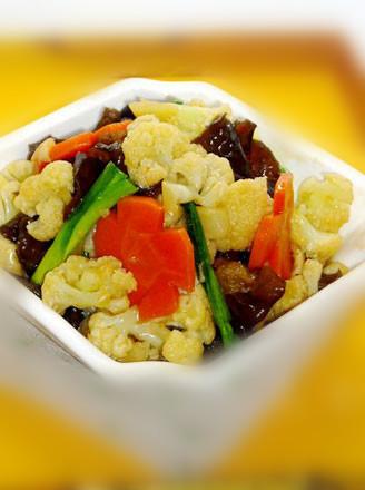 好吃的小炒菜花特色做法大全_菜谱-2345美食大全