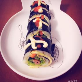 土豆泥寿司