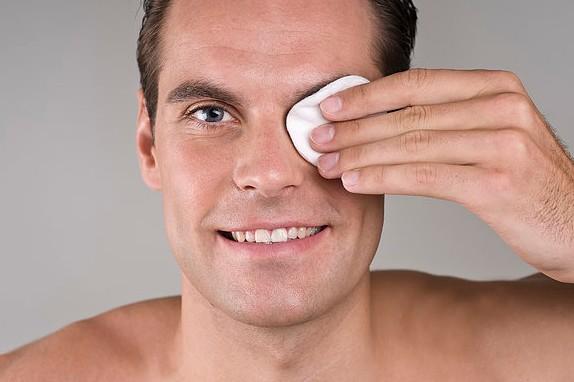 純爺們也需呵護敏感肌膚