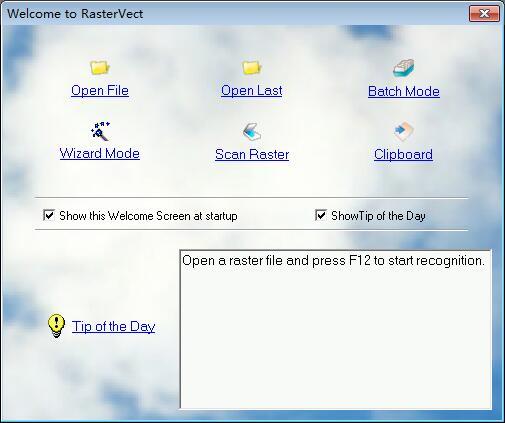 RasterVect(绘图工具)下载