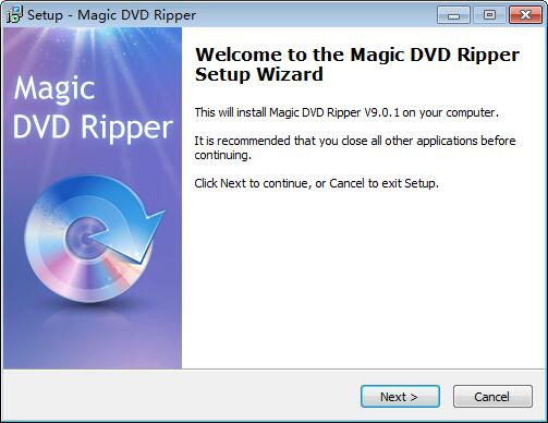 Magic DVD Ripper下载