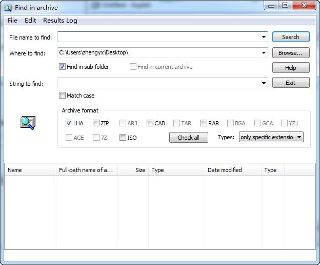 Explzh(压缩文件提取工具)365bet体育在线备用网址