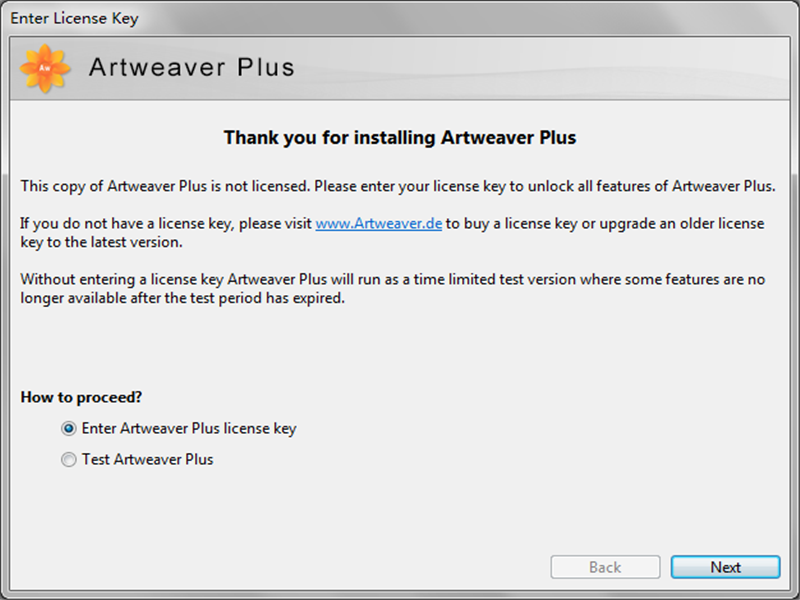 Artweaver Plus下载
