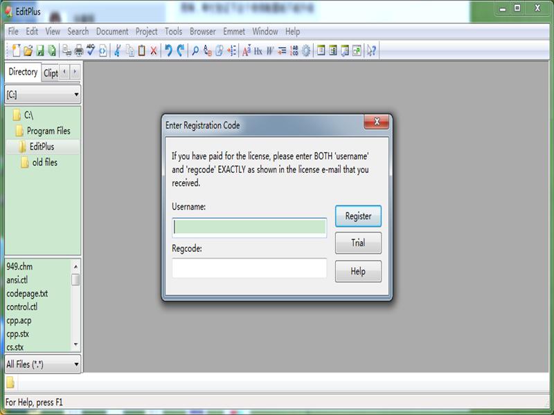 EditPlus 64位(文本编辑器)下载
