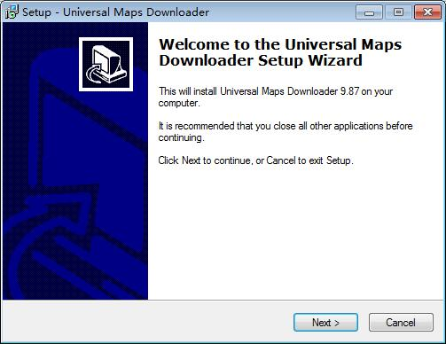 Universal Maps Downloader(通用地圖下載工具)下載
