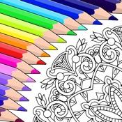 Colorfy 最好的涂色書