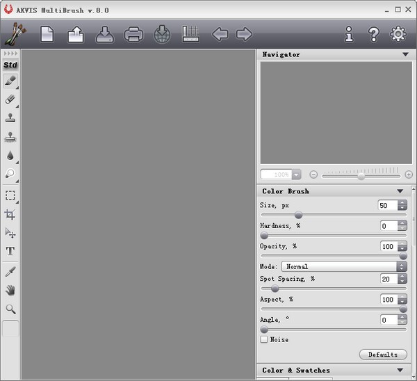 AKVIS MultiBrush(照片修正软件)下载