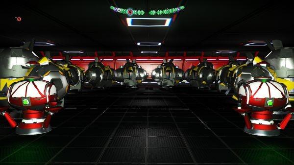 无人深空精炼和食品加工机器增强MOD下载