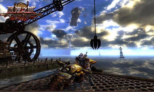 蒸汽朋克风格游戏大全软件合辑